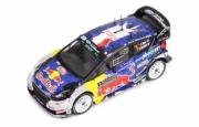 Ford Fiesta WRC 1st rally Monte Carlo  1/43