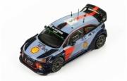 Hyundai i20 WRC 15ème rallye Monte Carlo  1/43