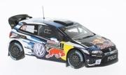 Volkswagen Polo R WRC 2ème rallye Australie  1/43