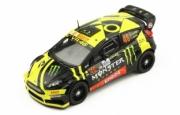 Ford Fiesta RS WRC #46 1er rallye Monza  1/43