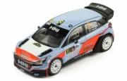 Hyundai NG i20 WRC 2ème rallye Monza   1/43