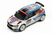Skoda Fabia R5 10ème rallye Monte Carlo  1/43