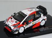 Toyota Yaris 2ème Rallye Monte Carlo  1/43