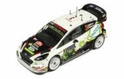Ford Fiesta WRC 8ème Rallye Monte Carlo  1/43