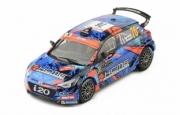 Hyundai i20 R5 rallye Monte Carlo  1/43