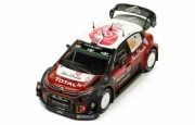 Citroen C3 WRC rallye Portugal  1/43
