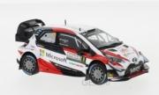 Toyota Yaris 3eme Rallye d'Italie  1/43
