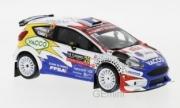 Ford Fiesta R5 WRC 10ème rallye Monte Carlo  1/43