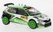 Skoda Fabia R5 EVO 16eme Rallye d'Allemagne - Champion WRC 2 Pro  1/43