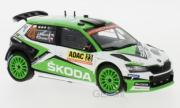 Skoda Fabia R5 EVO - 1er RC2 Rallye d'Allemagne  1/43