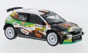 Skoda Fabia R5 Evo #18 - 5eme Rallye du Condroz  1/43