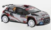 Citroen C3 R5 #22 - 8eme Rallye Monte Carlo  1/43
