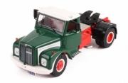 Scania . vert/blanc 1/43
