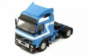 Volvo . 12 bleu/blanc 1/43