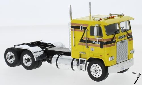 Freightliner . jaune 1/43