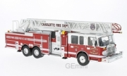 Divers . Leader by Smela fire departement US Charlotte city 1/43