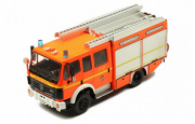 Mercedes . 16/12 Ziegler Pompiers de Hambourg FF Hohendeich 1/43