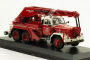 Magirus . KW 16 Pompier Francfort 1/43