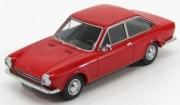Fiat . Sport coupé 1S rouge 1/43