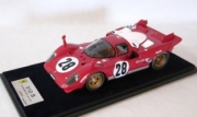Ferrari 512 S #28 3eme 24h Daytona  1/18