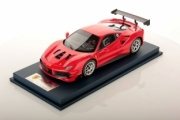 Ferrari 488 Challenge rouge course Challenge rouge course 1/18
