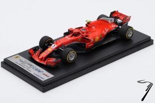 Ferrari SF71H 1er GP USA  1/18