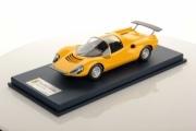 Ferrari Dino 206 Competizione prototipo yellow 206 Competizione prototipo yellow 1/18