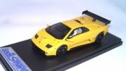 Lamborghini Diablo GTR jaune GTR jaune 1/43