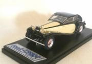 Bugatti Type 50T black/cream Type 50T black/cream 1/43