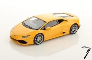 Lamborghini Huracan LP610-4 jaune midas métallisé LP610-4 jaune métallisé midas 1/43