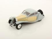 Bugatti . Type 50 T (chassis n°50174) gris/créme 1/43