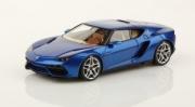 Lamborghini Asterion LPI 910-4 bleu électrique LPI 910-4 bleu électrique 1/43