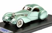 Bugatti . S competizione Aerolithe metallic light blue 1/43