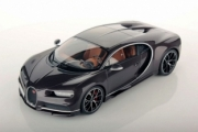 Bugatti Chiron Brown carbon brown carbon 1/43