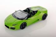 Lamborghini Huracan cabriolet vert mante cabriolet vert mante 1/43