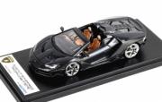 Lamborghini Centenario cabriolet fibre carbone Cabriolet fibre carbone 1/43
