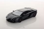 Lamborghini Aventador S noir Pegaso S noir Pegaso 1/43