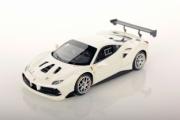 Ferrari 488 Challenge blanc Avus 100 Challenge blanc Avus 100 1/43