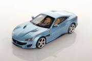 Ferrari Portofino bleu azur Californie bleu azur Californie 1/43