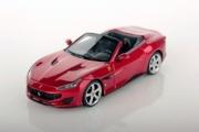 Ferrari Portofino convertible Portifino red convertible Portifino red 1/43