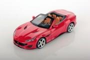 Ferrari Portofino convertible corsa red convertible corsa red 1/43