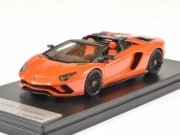 Lamborghini Aventador S Roadster orange Argos S orange Argos 1/43