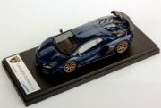 Lamborghini Aventador SVJ bleu Sideris SVJ bleu Sideris 1/43