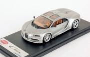 Bugatti Chiron Skyview argent Skyview argent 1/43