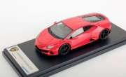 Lamborghini Huracan Evo rouge métallisé Evo rouge métallisé 1/43