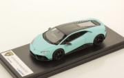 Lamborghini Hurcan EVO Fluo Capsule Cleste Fedra EVO Fluo Capsule Celeste Fedra 1/43