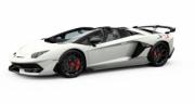 Lamborghini Aventador SVJ Roadster blanc Phanes SVJ Roadster blanc Phanes 1/43