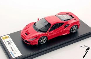 Ferrari F8 Tributo rouge  Tributo rouge 1/43