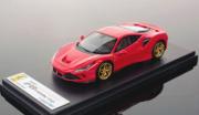 Ferrari F8 Tributo Rouge Course Tributo Rouge course 1/43