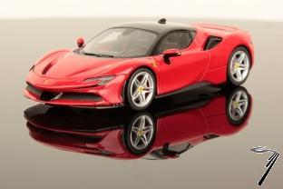 Ferrari SF90 Rouge Course / Noir Rouge Course / Noir 1/43